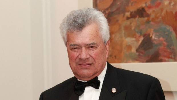 Artist and member of the Order of New Zealand Cliff Whiting died on Sunday aged 81.