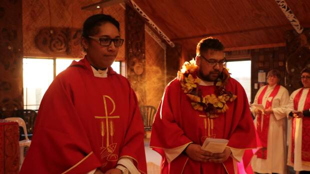 Two Taranaki Reverends were ordained at a special ceremony at South Taranaki's  Aotearoa Marae on Saturday.  Reverend ...