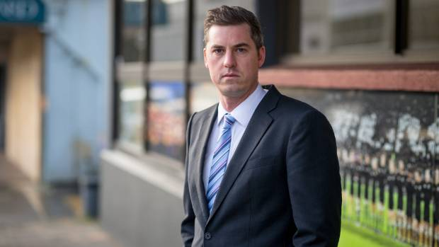 New Plymouth lawyer Nathan Bourke reached out to politicians in an attempt to find solution for his at risk client.