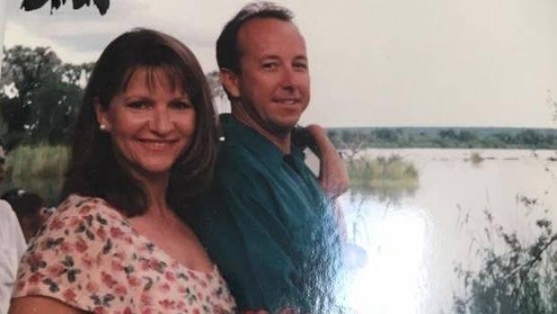 Greg Wilkinson and Roslyn Green.