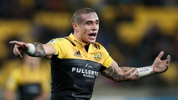 Hurricanes captain TJ Perenara was grateful for the way the team rallied round him against the Crusaders.