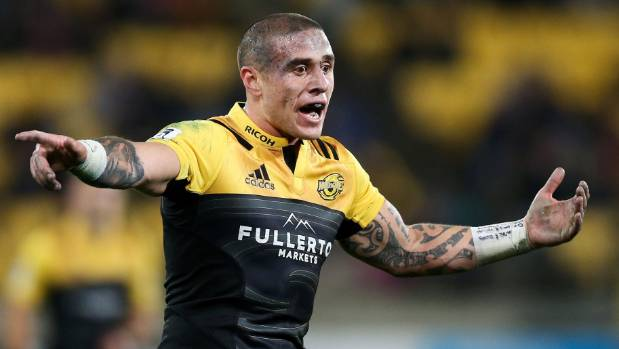 Hurricanes star TJ Perenara will be a key figure for the defending champs in their quarterfinal clash with the Brumbies.