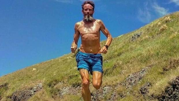 Christchurch runner Ian Morgan has become an Instagram star by taking photos of the runs he completes all around the world.