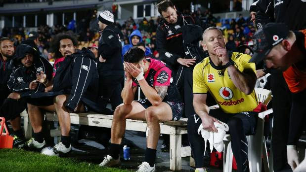 The exact extent of Shaun Johnson's knee injury has yet to be revealed.