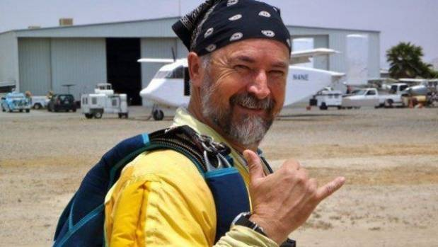 Sydney Skydivers instructor Adrian Lloyd, 60, was killed in the accident.