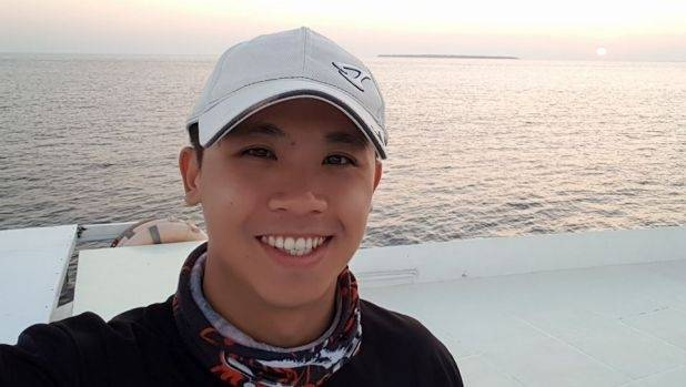 29-year-old Singaporean national Mario Low Ke Wei was killed in the skydiving accident on Saturday.
