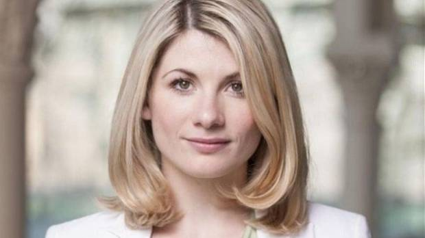 The new Doctor Who: Jodie Whittaker.