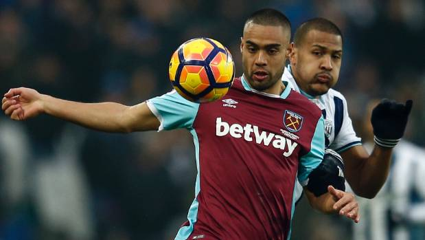 Winston Reid is still recovering from a knee problem and will miss a pre-season game for West Ham