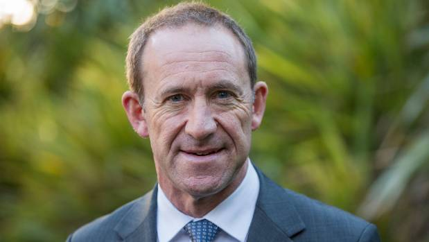 A personal portrait of Labour  leader Andrew Little - as a father, husband  and cancer survivor - is the theme of ...
