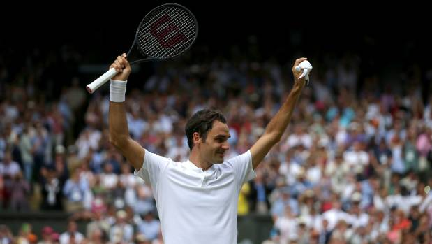 Roger Federer says he is amazed at what he has been able to achieve this year.