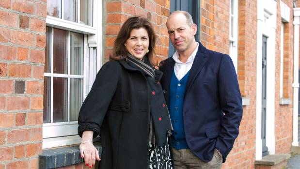 Kirsty Allsopp, seen here with colleague Phil Spencer, stars in Location, Location, Location and Love it or List it.