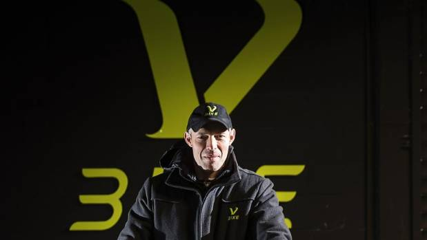Owner of V Bike cycling studio Jianni Koutsos says technology is enabling the evolution of exercise.