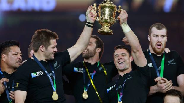 Richie McCaw and Dan Carter helped the All Blacks win the World Cup in 2015 after both took rugby sabbaticals.