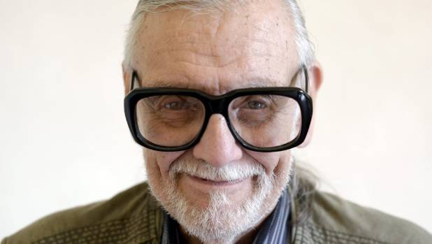 Zombie movie maestro George A. Romero dead at 77