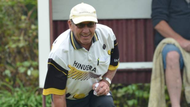 Hinuera bowler Stu Settle was named Waikato Bowler of the Year at Bowls Waikato prize giving.
