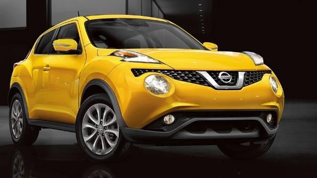 Nissan Juke Used Cars Nz