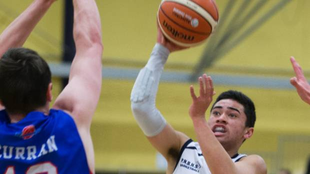 Manawatu's Tama Faamausili and the New Zealand under-17 team finished second at the Oceania championships in Guam at the ...