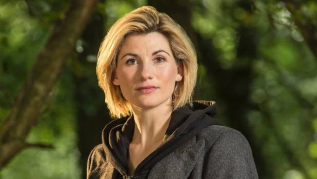 Jodie Whittaker will be the first women in 50 years to play The Doctor.