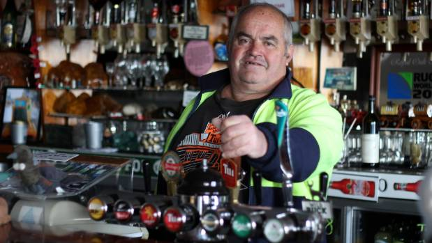 Tapu's Royal Oak Hotel owner Bruce Efford was forced to sell up after on-going Thames Coast Rd closures cost him about ...