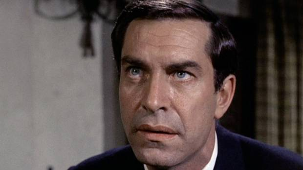 Martin Landau as Rollin Hand in the Mission: Impossible.