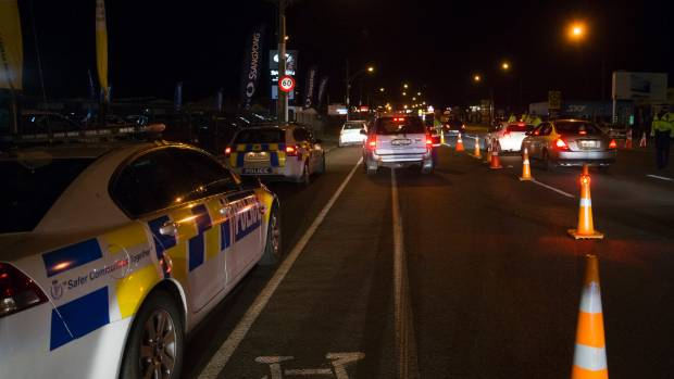 Most car enthusiasts meet up along Te Rapa Straight on Friday nights and cruise the city.