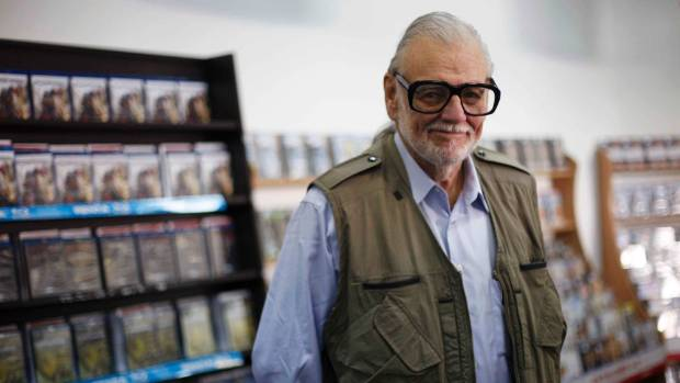 U.S. filmmaker George A. Romero also known as the Zombie Master last directed a film in 2009
