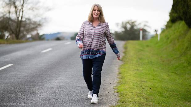 Robyn Chappell has started up a walking group in Cambridge for women who hate the gym but want to get active.