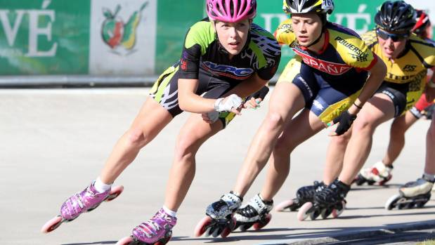 Nicole Begg followed her mother's tracks, becoming a world champion.