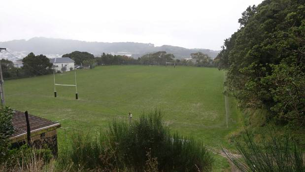 Wellington City Council is looking to build a reservoir above the playing fields of Prince of Wales Park in the ...