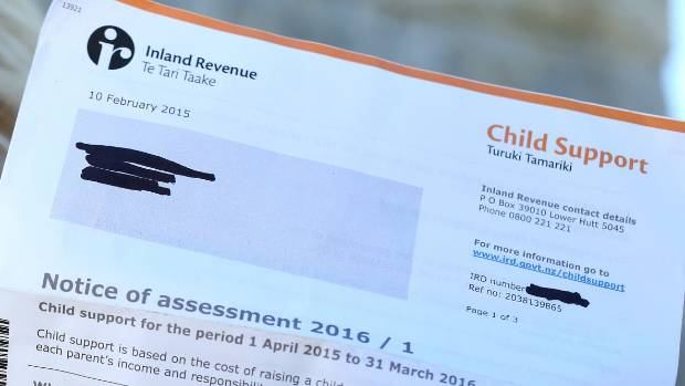 At the moment, people's child support obligations are assessed once a year and divided into 12 equal monthly payments.
