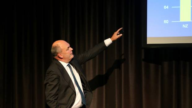 Finance Minister Steven Joyce's prescription for social support systems is neither a lender nor a borrower be.