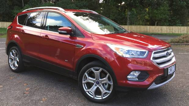 The Ford Escape It Deserves To Be Among New Zealands Best Selling Suvs