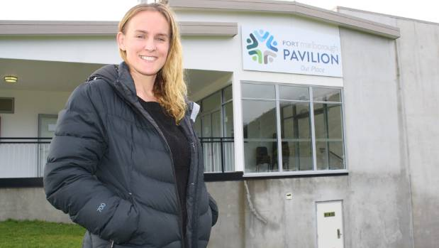 After years abroad, Vanessa Evans has returned to Picton and will be the new manager at Port Marlborough Pavilion.