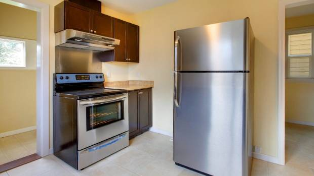 So you splurged on a new fridge... that's great, but remember, the old one belongs to the landlord. Don't sell it or ...