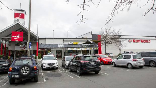 New World is leaving South City Shopping Centre in Christchurch and moving across the road.