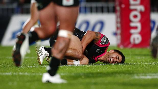 It looked bad for Warriors halfback Shaun Johnson on Friday night, but he is expected to be back for the Kiwis World Cup ...