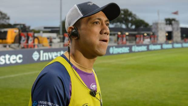 Brumbies coach Stephen Larkham: We're good enough to beat Hurricanes