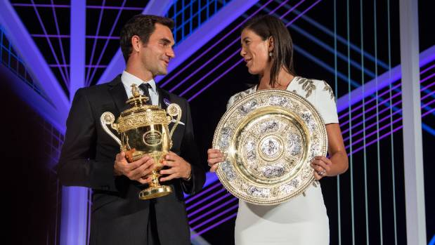 What you might have missed as Federer and Muguruza seal Wimbledon glory