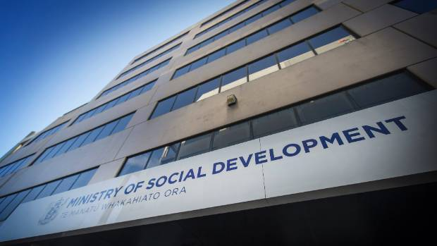 A Canterbury woman's informal survey about Ministry of Social Development services has given starkly different results ...