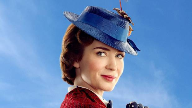 Emily Blunt is bringing Mary Poppins back to the big screen.