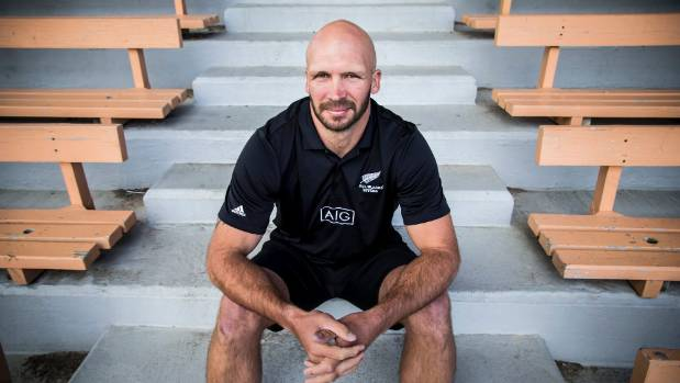 After being interim coach of the New Zealand Sevens team, Scott Waldrom is not required by new head coach Clark Laidlaw.