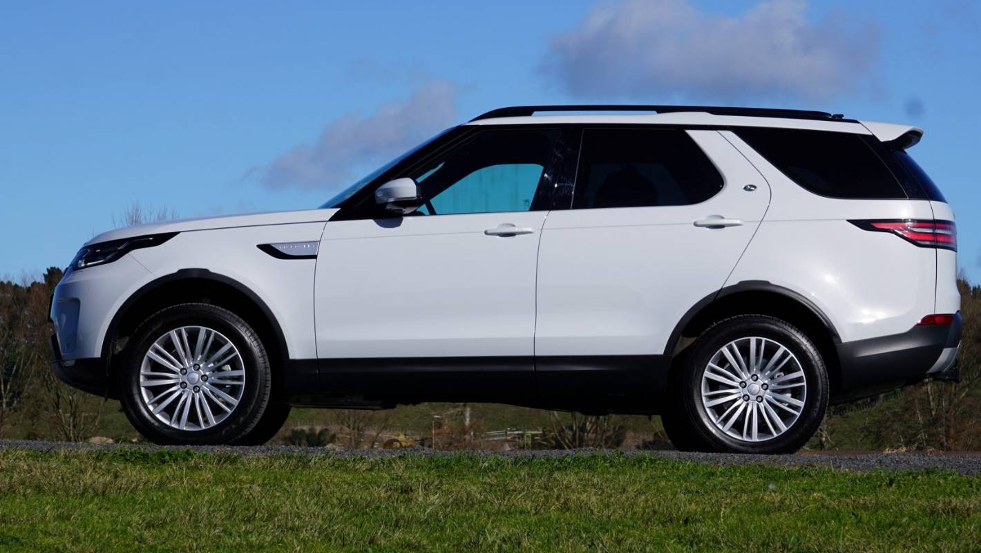 Land Rover Discovery Explain To Me Why You Need A Range Again V8 Cooling System Please