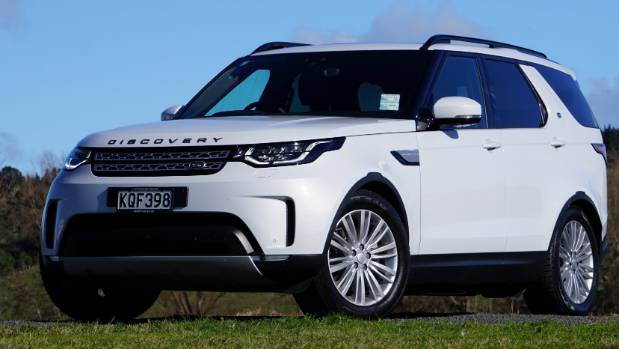 land rover discovery explain to me why you need a range rover again please. Black Bedroom Furniture Sets. Home Design Ideas