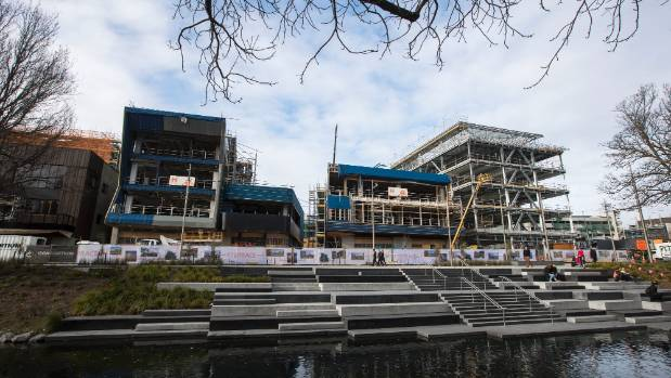 The Terraces on the Oxford Strip is set to open later this year.