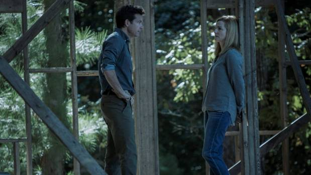 Ozark, an American crime thriller, is proving to be the most popular online only show this month.