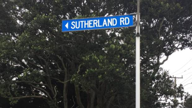 The attack happened on Sutherland Rd, in Pt Chevalier.
