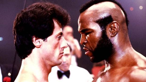 Clubber Lang: He pities that Rocky fool. Pities him real good.