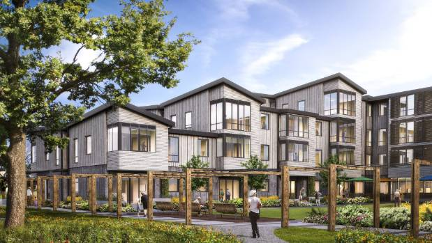 Changing face of retirement villages is all about catering to new the new living well park lane retirement village in christchurch has been designed to living building malvernweather Image collections