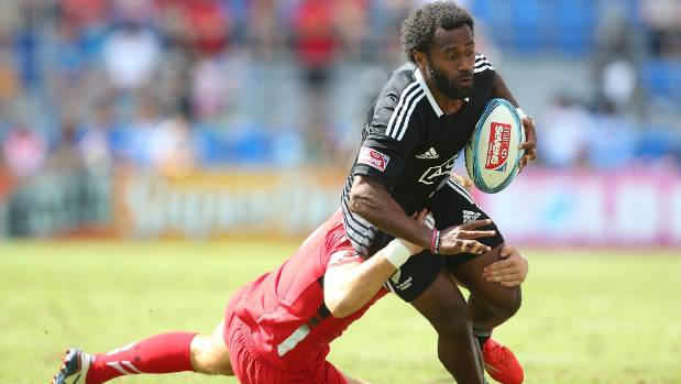 Junior Tomasi Cama is now the assistant coach of the New Zealand Sevens team.