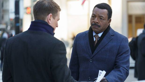 Carl Weathers says he was drawn to Chicago Justice because of the level of quality a Dick Wolf production represents.